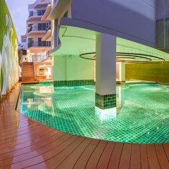 Отель Anajak Bangkok Hotel Таиланд, Бангкок - 3 отзыва об отеле, цены и фото номеров - забронировать отель Anajak Bangkok Hotel онлайн бассейн фото 3