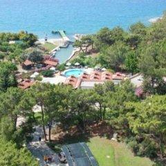 Отель Pinepark Holiday Club пляж