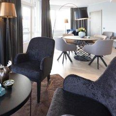Отель Hilton Helsinki Strand 4* Люкс с различными типами кроватей фото 3