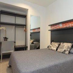 Отель Hostal Benidorm Номер категории Эконом с различными типами кроватей фото 4