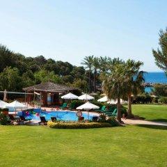 Отель The St. Regis Mardavall Mallorca Resort 5* Номер Делюкс с различными типами кроватей фото 3
