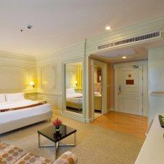 Отель Kingston Suites Bangkok комната для гостей фото 4