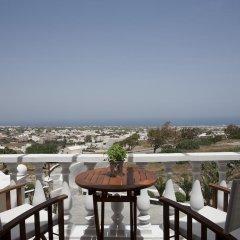 Отель Villa Danezis Греция, Остров Санторини - отзывы, цены и фото номеров - забронировать отель Villa Danezis онлайн балкон