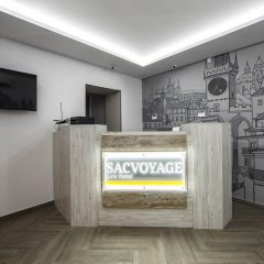 Hotel Sacvoyage интерьер отеля фото 2
