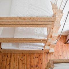 The Independente Hostel & Suites Кровать в общем номере фото 6