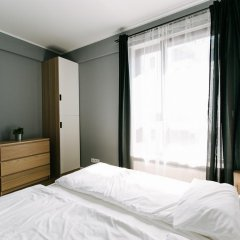 Отель Renttner Apartamenty Студия с различными типами кроватей фото 20