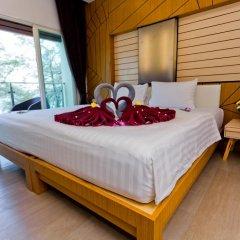 Anda Beachside Hotel 3* Стандартный номер с двуспальной кроватью фото 22