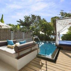 Отель Furaveri Island Resort & Spa 5* Вилла Garden с различными типами кроватей фото 10