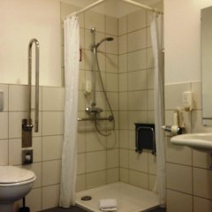 Отель mk hotel münchen max-weber-platz Германия, Мюнхен - 1 отзыв об отеле, цены и фото номеров - забронировать отель mk hotel münchen max-weber-platz онлайн ванная