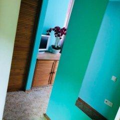 Гостиница Медовая Стандартный семейный номер с двуспальной кроватью фото 3