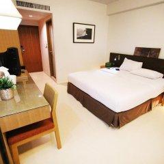 Отель Residence Rajtaevee 3* Номер Делюкс фото 5