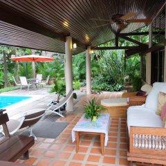 Отель Sea Village Beach Front 3* Вилла с различными типами кроватей фото 4