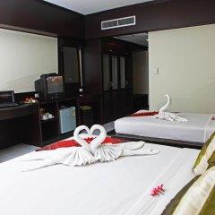 Samui First House Hotel 3* Номер Делюкс с различными типами кроватей фото 7
