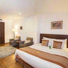 Authentic Hanoi Boutique Hotel 4* Люкс с различными типами кроватей