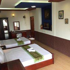 Sunny B Hotel 2* Стандартный семейный номер с двуспальной кроватью