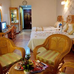 Green Hotel Nha Trang 3* Улучшенный номер фото 2