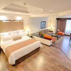 Grand Tikal Futura Hotel 4* Номер Делюкс с различными типами кроватей фото 2