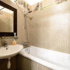 Отель Mikalojaus apartamentai Литва, Вильнюс - отзывы, цены и фото номеров - забронировать отель Mikalojaus apartamentai онлайн ванная