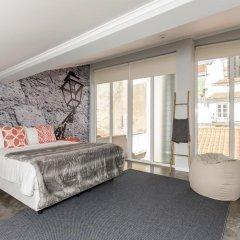 Отель Emporium Lisbon Suites 4* Улучшенный люкс с различными типами кроватей фото 8