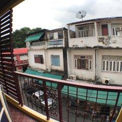Отель Roof View Place 2* Стандартный номер с двуспальной кроватью фото 13
