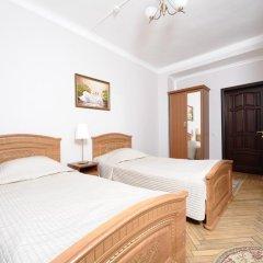Гостиница Планета Люкс 4* Стандартный номер с 2 отдельными кроватями фото 5