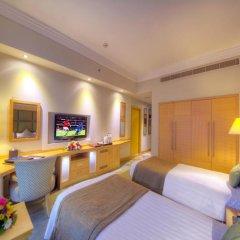Halo Hotel Dubai 4* Улучшенный номер с различными типами кроватей