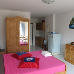 Апартаменты View Talay 1B Apartments Студия с различными типами кроватей фото 38