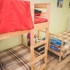 Мини-отель Столица Кровать в женском общем номере двухъярусные кровати фото 13