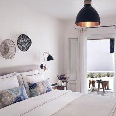 Отель Santo Maris Oia, Luxury Suites & Spa 5* Вилла Делюкс с различными типами кроватей фото 3