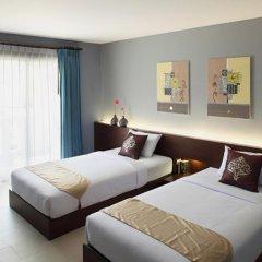 Отель Samkong Place Улучшенный номер с 2 отдельными кроватями
