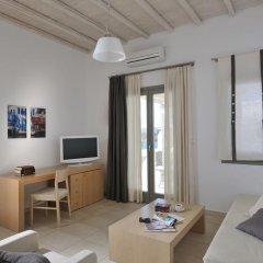 Deliades Hotel комната для гостей фото 4
