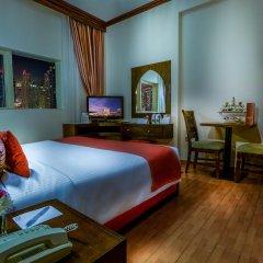 First Central Hotel Suites 4* Студия с различными типами кроватей фото 12