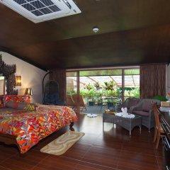 Отель Tropica Bungalow Resort комната для гостей фото 3