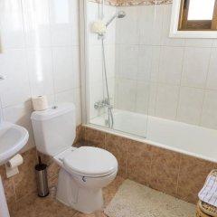 Отель Chara Elizabeth No 2 Villa Кипр, Протарас - отзывы, цены и фото номеров - забронировать отель Chara Elizabeth No 2 Villa онлайн ванная фото 2