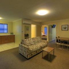 Отель Tropixx Motel & Restaurant 4* Стандартный номер с различными типами кроватей фото 2