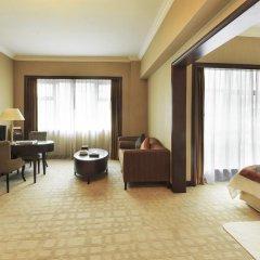 Guangzhou Grand International Hotel 4* Стандартный номер с различными типами кроватей фото 5