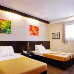 Отель Gran Tierra Suites 3* Стандартный номер с различными типами кроватей фото 2