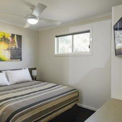 Отель Discovery Parks – Barossa Valley Бунгало Делюкс с различными типами кроватей фото 3