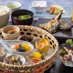 Отель Resort Kumano Club Начикатсуура питание фото 4