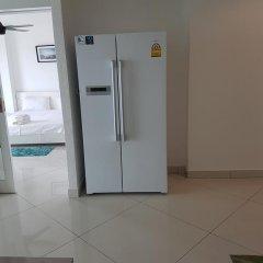 Отель Vtsix Condo Service at View Talay Condo Апартаменты с различными типами кроватей фото 12