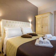 Отель Sognando Firenze 3* Улучшенный номер с различными типами кроватей фото 4