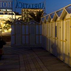 Отель Roma Италия, Риччоне - отзывы, цены и фото номеров - забронировать отель Roma онлайн балкон