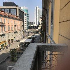 Отель Corso Como 6 Италия, Милан - отзывы, цены и фото номеров - забронировать отель Corso Como 6 онлайн балкон