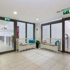 Отель Sun Resort Apartments Венгрия, Будапешт - 5 отзывов об отеле, цены и фото номеров - забронировать отель Sun Resort Apartments онлайн интерьер отеля фото 3