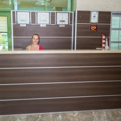 Отель Family Hotel Gallery Болгария, Солнечный берег - отзывы, цены и фото номеров - забронировать отель Family Hotel Gallery онлайн интерьер отеля