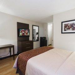 Отель Red Roof Inn Columbus - Ohio State Fairgrounds 2* Стандартный номер с различными типами кроватей фото 2