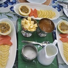 Отель Sagarika Beach Hotel Шри-Ланка, Берувела - отзывы, цены и фото номеров - забронировать отель Sagarika Beach Hotel онлайн питание фото 3