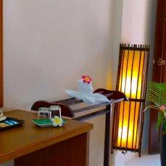 Отель Kantiang Oasis Resort & Spa 3* Улучшенный номер с различными типами кроватей фото 16