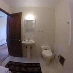 Отель Mirador del Titikaka ванная фото 2