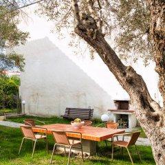 Отель Lemon Garden Villa Греция, Пефкохори - отзывы, цены и фото номеров - забронировать отель Lemon Garden Villa онлайн приотельная территория